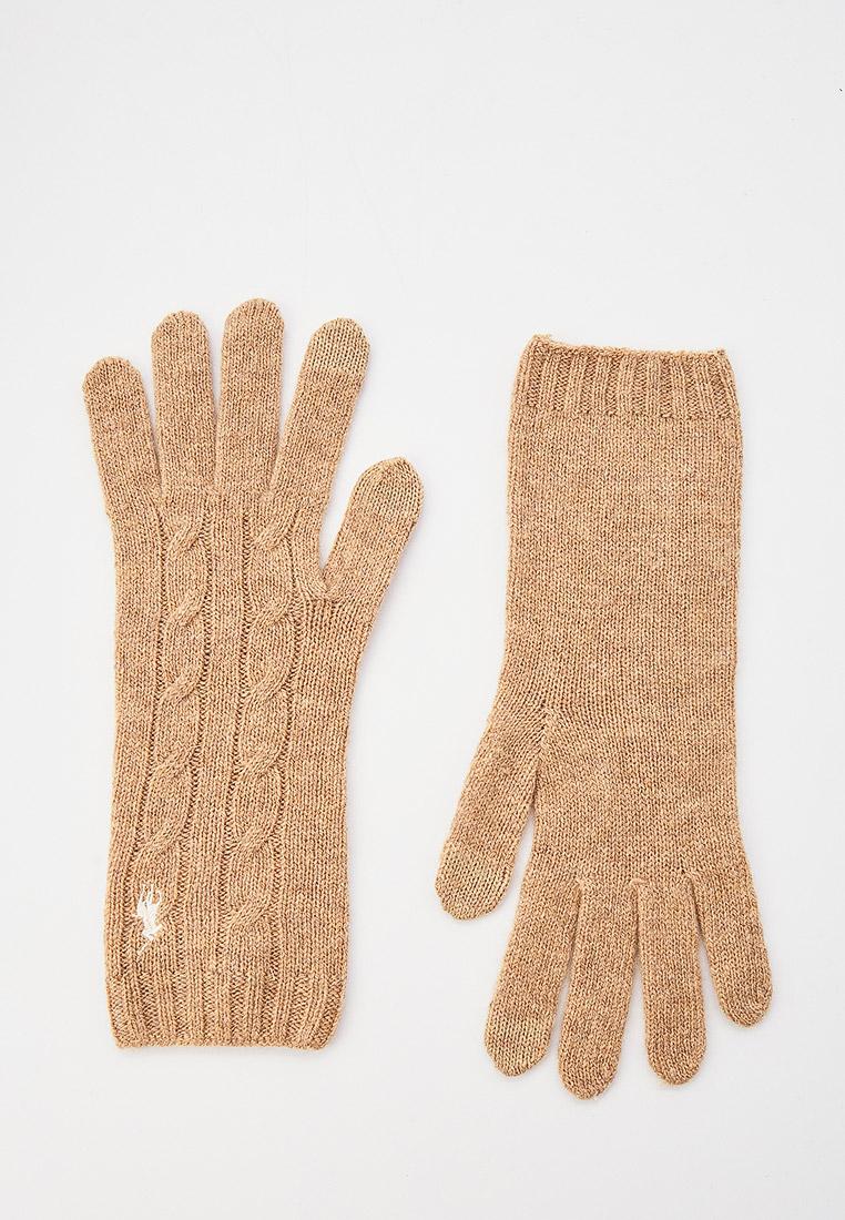 Женские перчатки Polo Ralph Lauren (Поло Ральф Лорен) Перчатки Polo Ralph Lauren