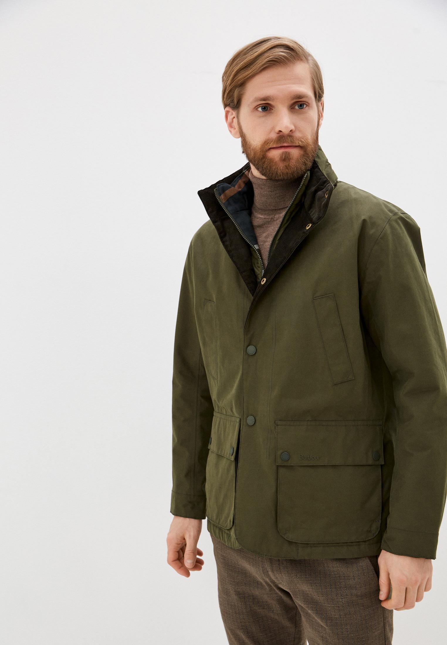 Утепленная куртка Barbour (Барбур) Куртка утепленная Barbour