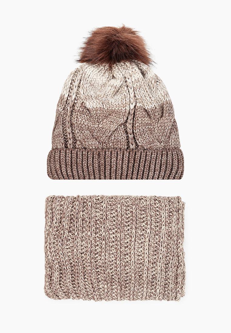 Комплект TrendyAngel Шапка и шарф TrendyAngel