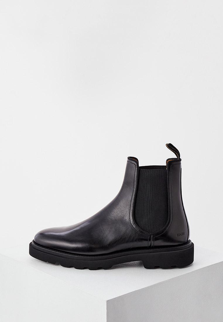 Мужские ботинки Fabi (Фаби) FU0341