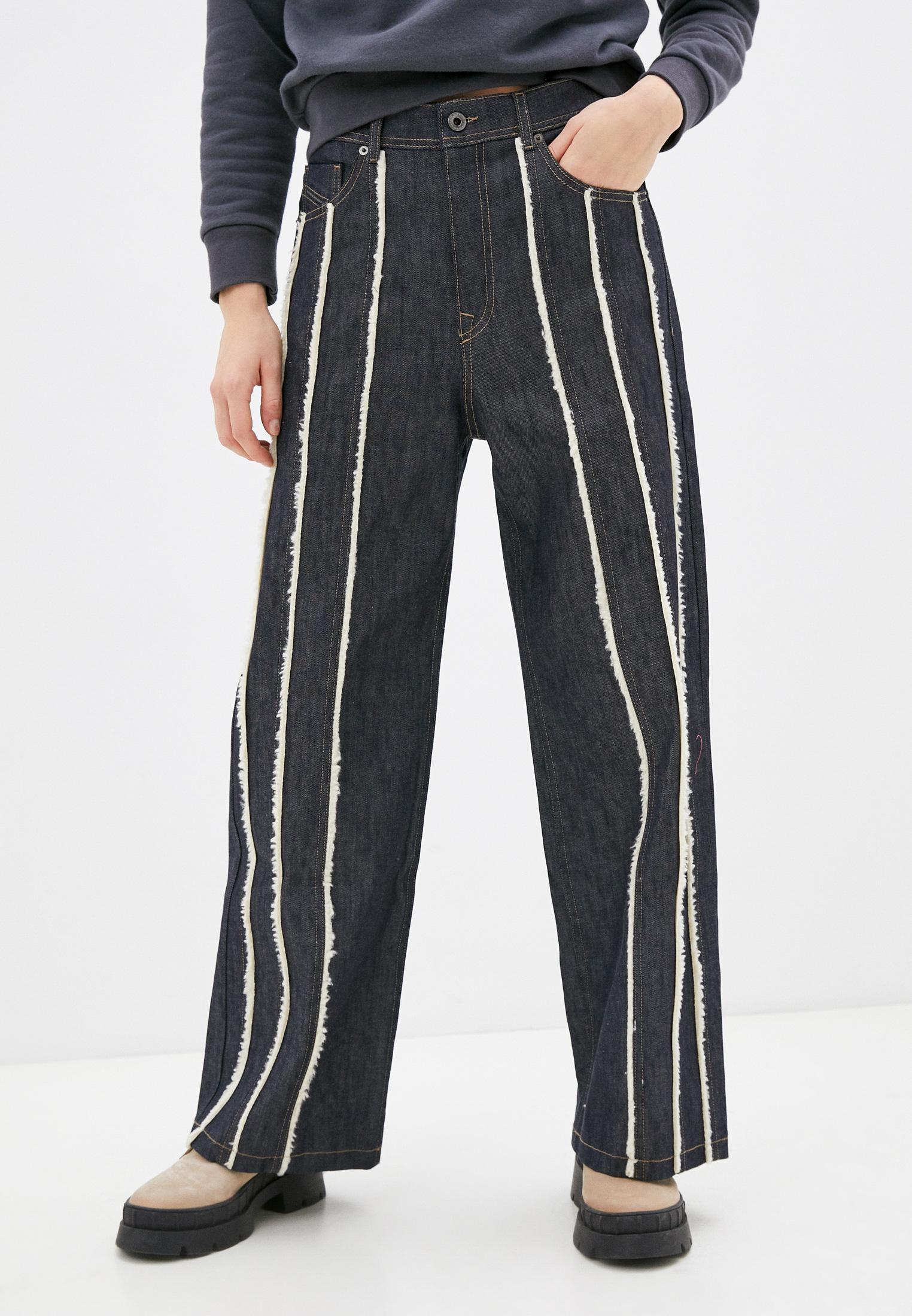 Широкие и расклешенные джинсы Diesel (Дизель) 00S6QEBG8D4