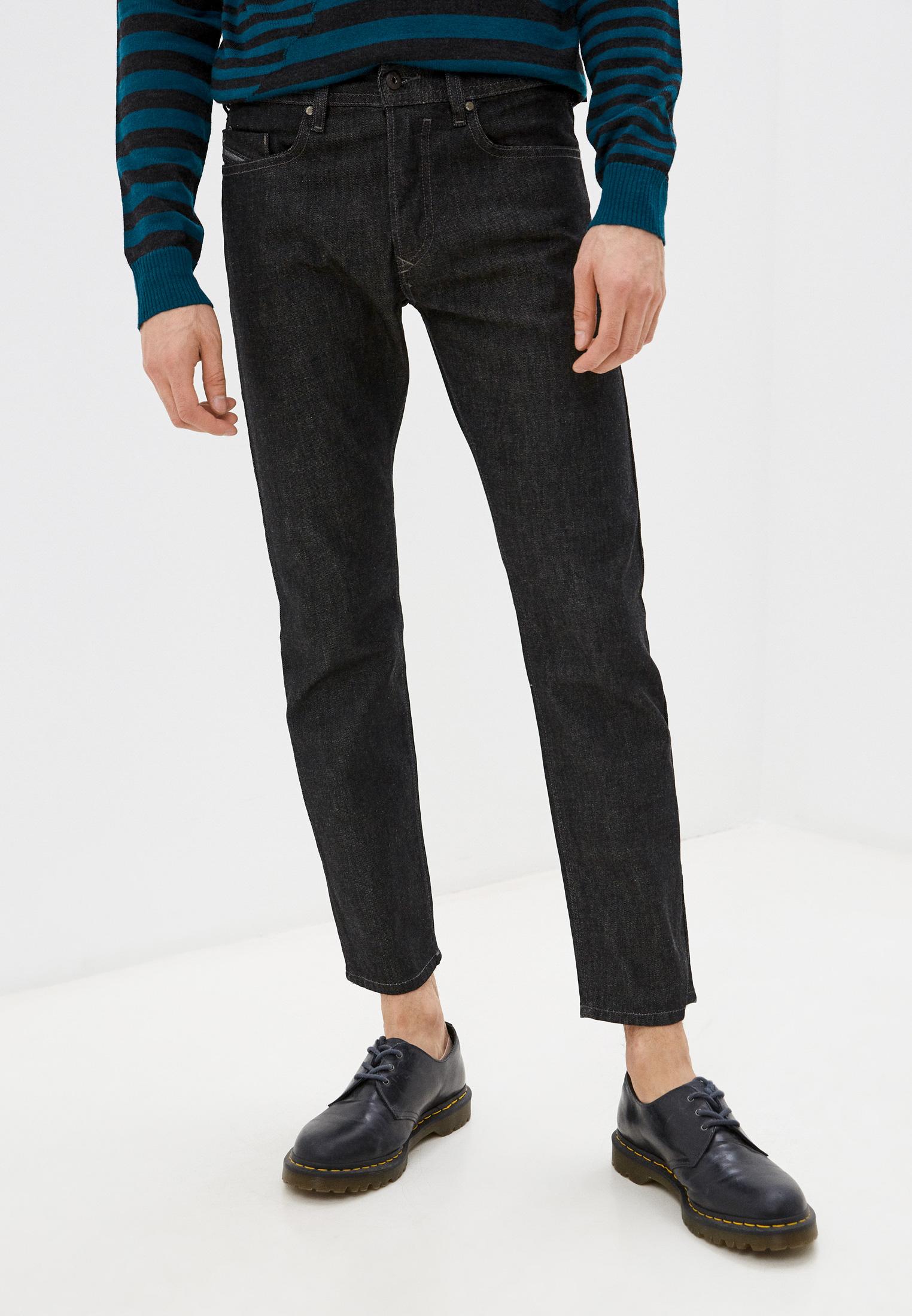 Мужские зауженные джинсы Diesel (Дизель) 00SDHAR8W58