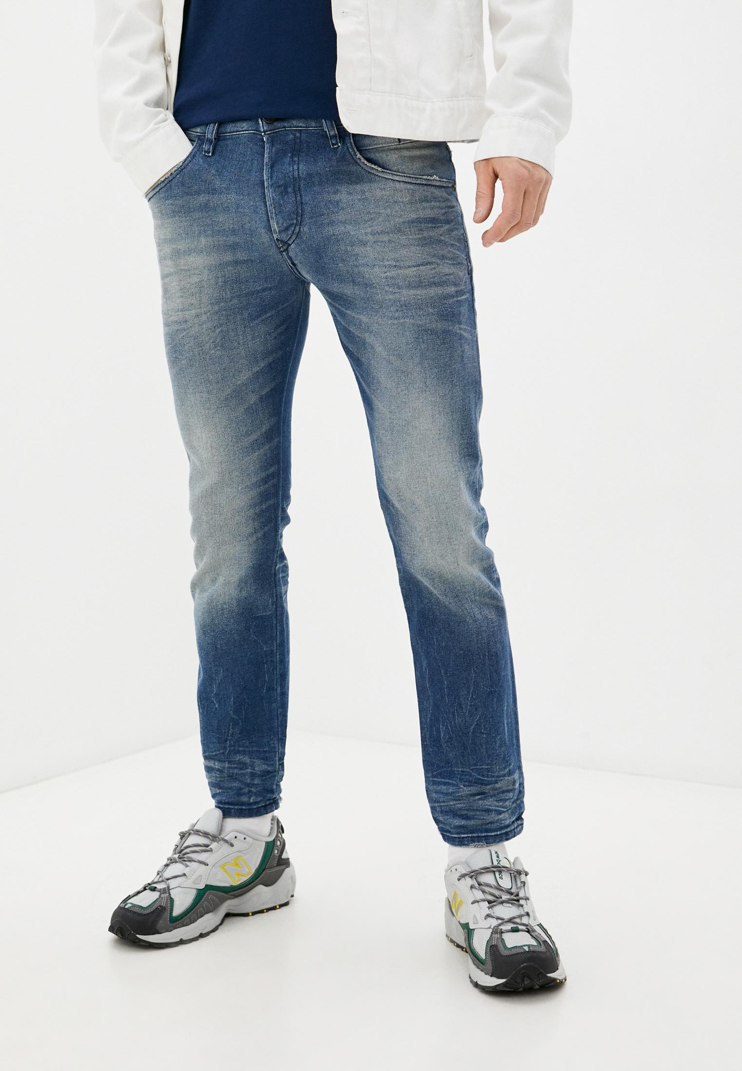 Мужские прямые джинсы Diesel (Дизель) 00SSLK0090D