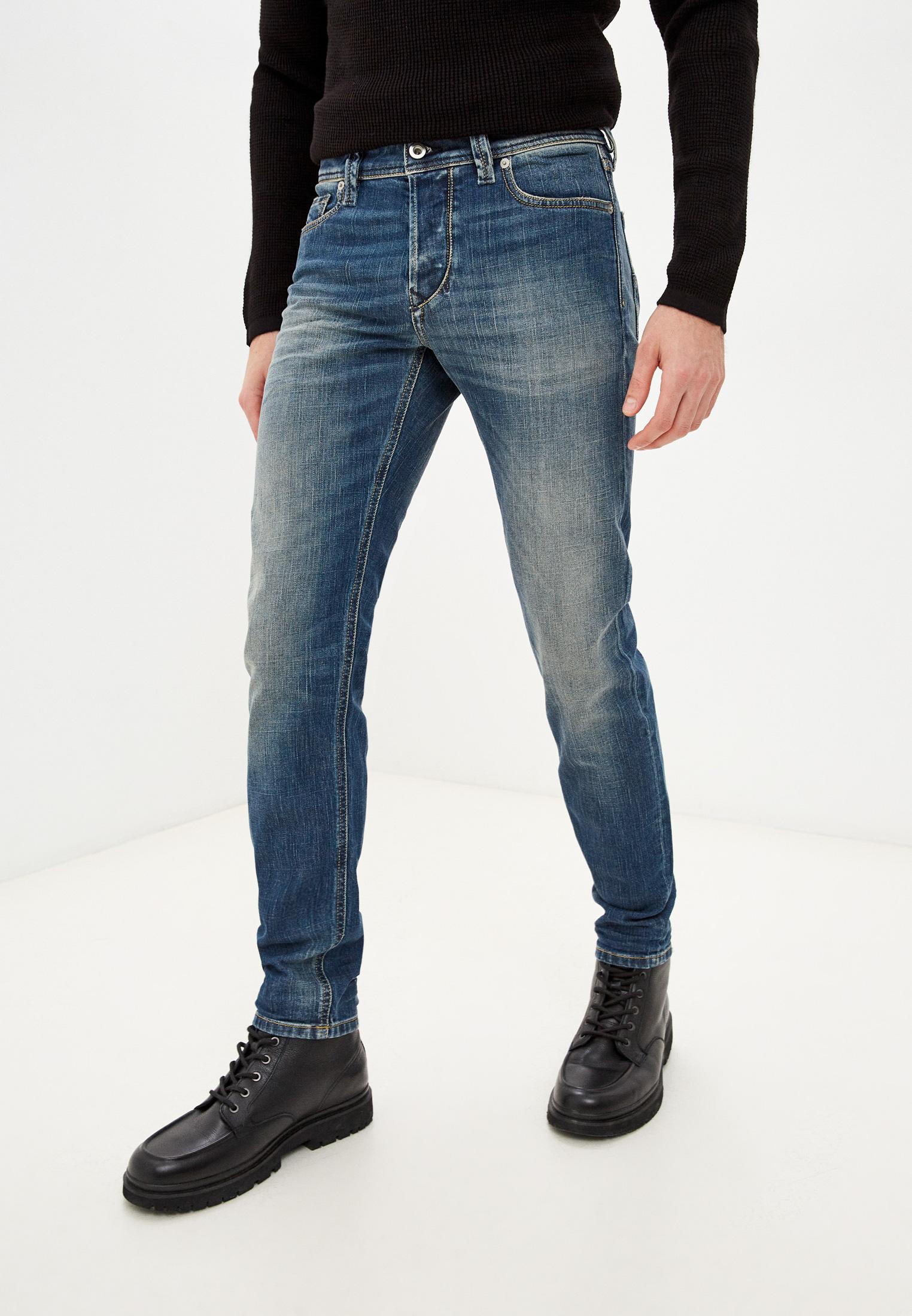 Мужские прямые джинсы Diesel (Дизель) 00SU1X089AR