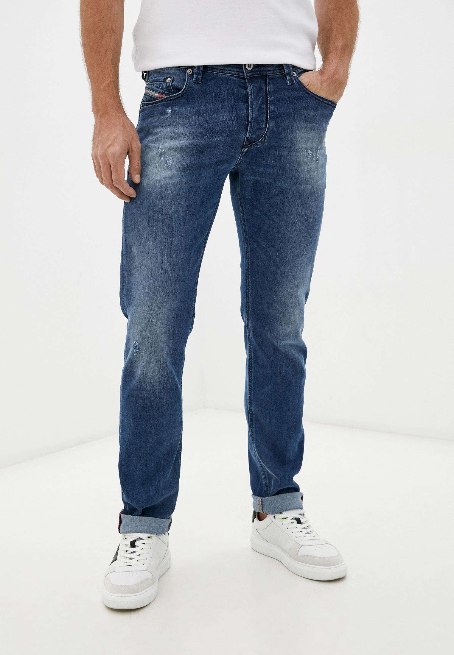 Мужские зауженные джинсы Diesel (Дизель) 00SU1Y084NV