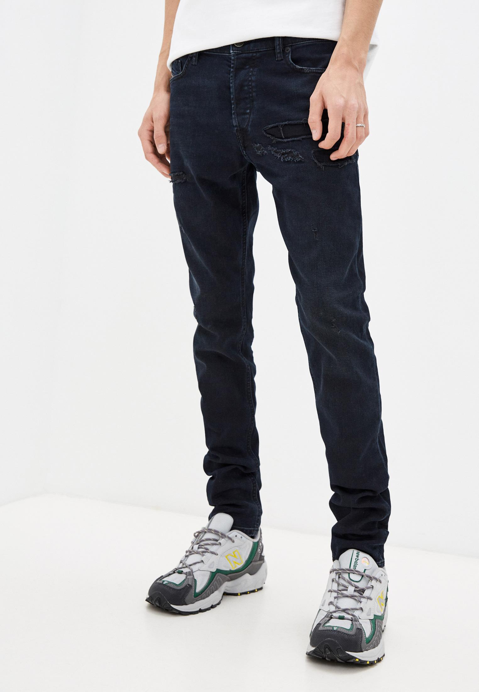 Мужские зауженные джинсы Diesel (Дизель) 00SWID069GM