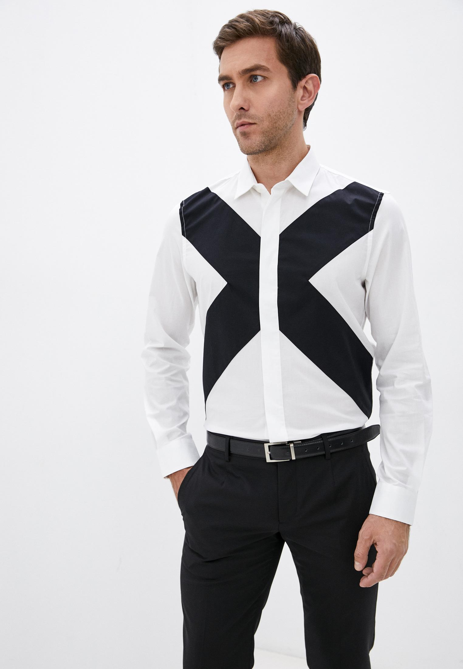 Рубашка с длинным рукавом Dirk Bikkembergs Рубашка Dirk Bikkembergs