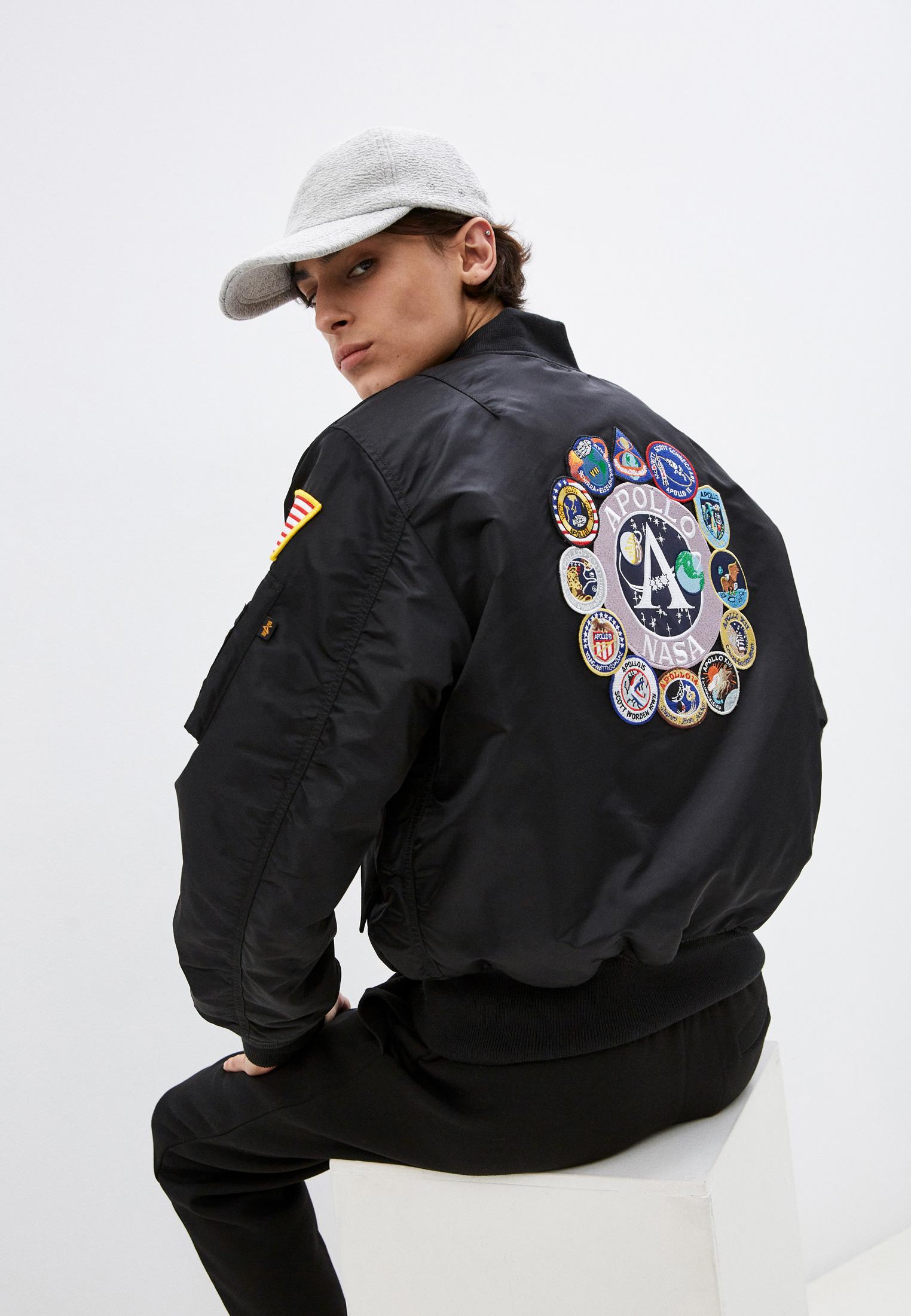 Утепленная куртка Alpha Industries (Альфа Индастриз) Куртка утепленная Alpha Industries