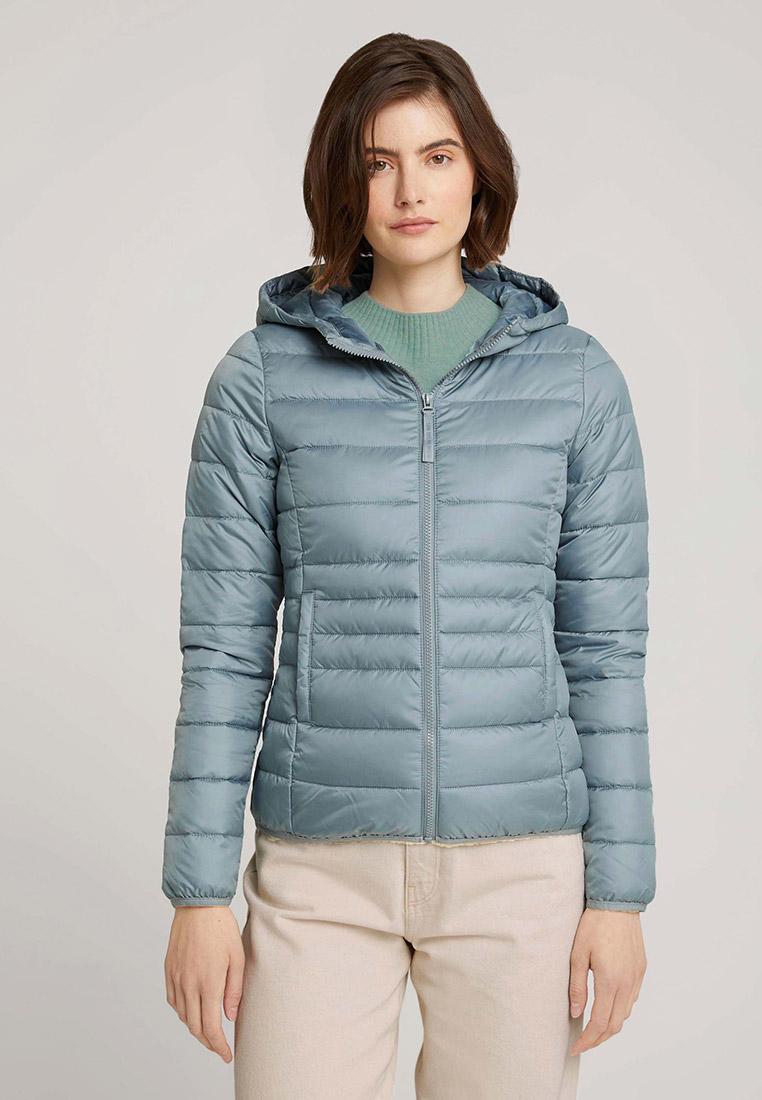 Утепленная куртка Tom Tailor Denim 1026548