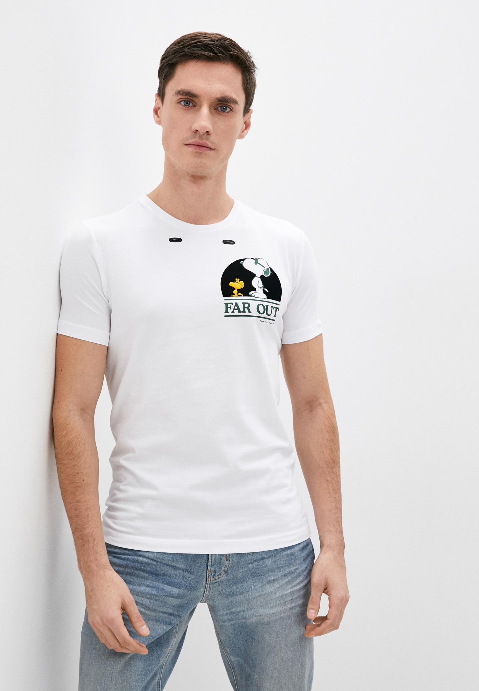 Мужская футболка Iceberg (Айсберг) I1PF0196309