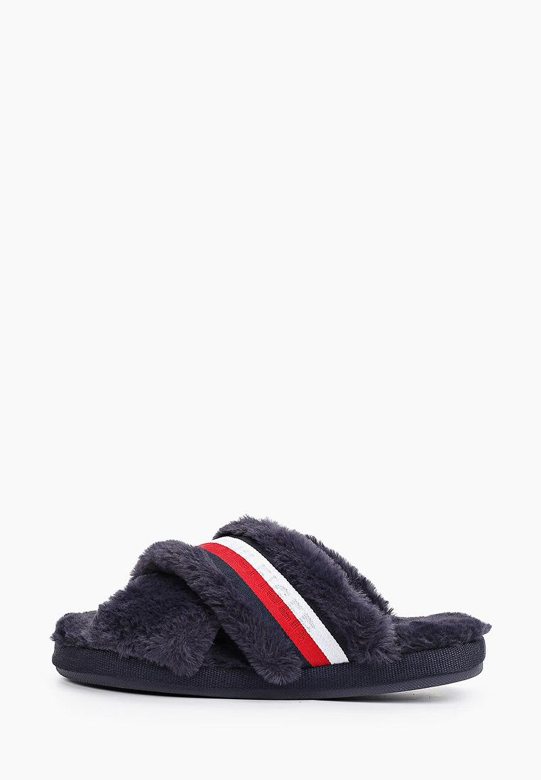 Женская домашняя обувь Tommy Hilfiger (Томми Хилфигер) Тапочки Tommy Hilfiger
