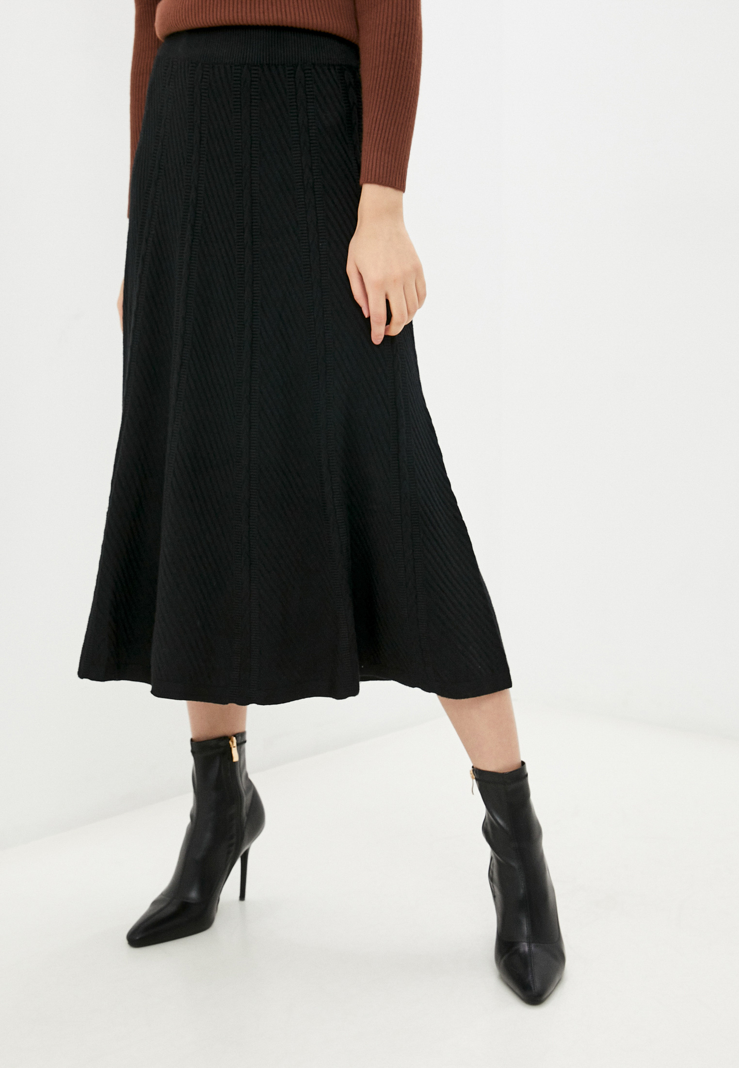 Широкая юбка Lakressi La1241