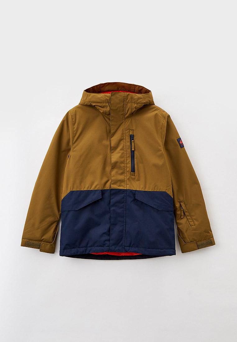 Куртка Quiksilver (Квиксильвер) Куртка горнолыжная Quiksilver