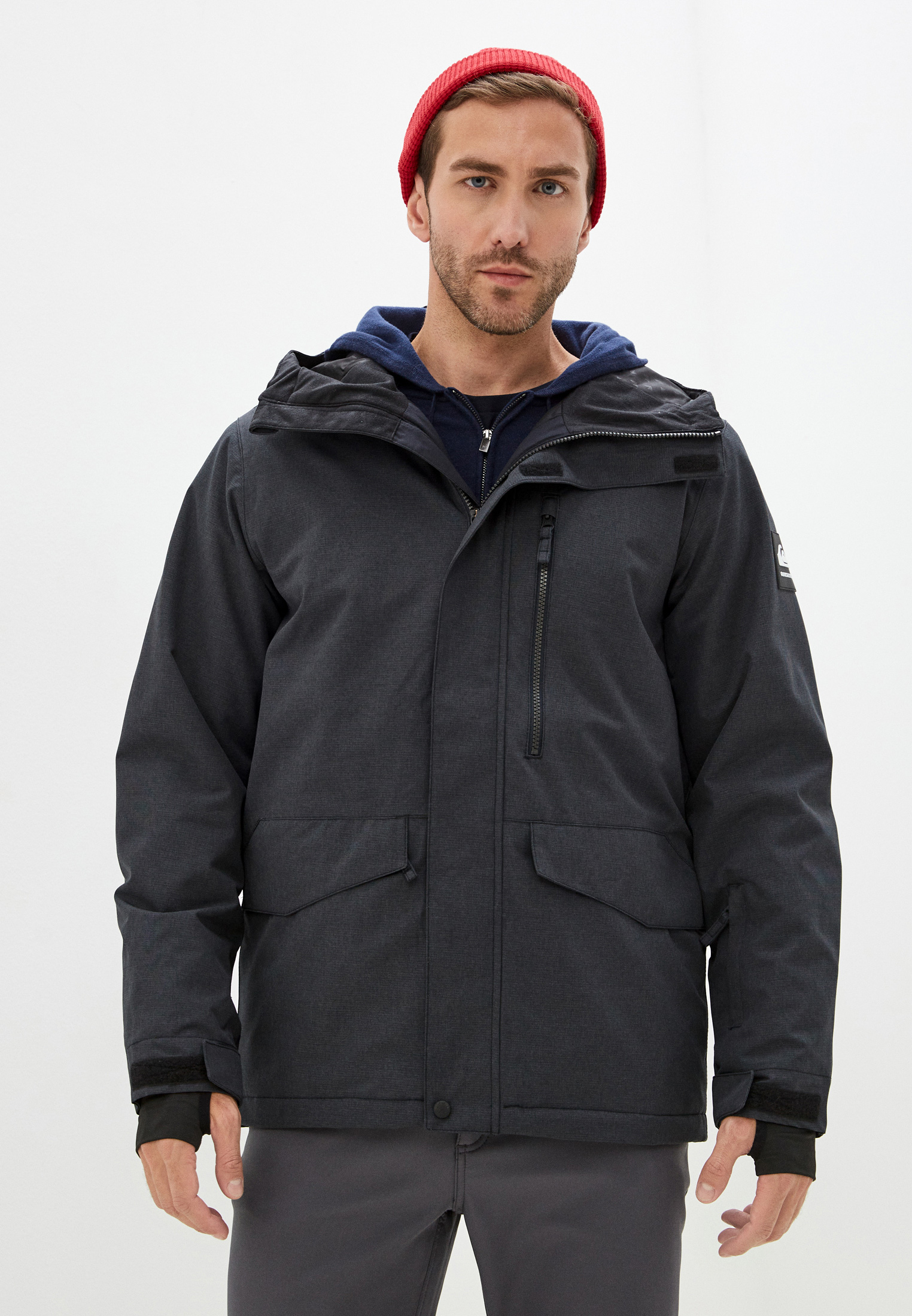Мужская верхняя одежда Quiksilver (Квиксильвер) Куртка горнолыжная Quiksilver