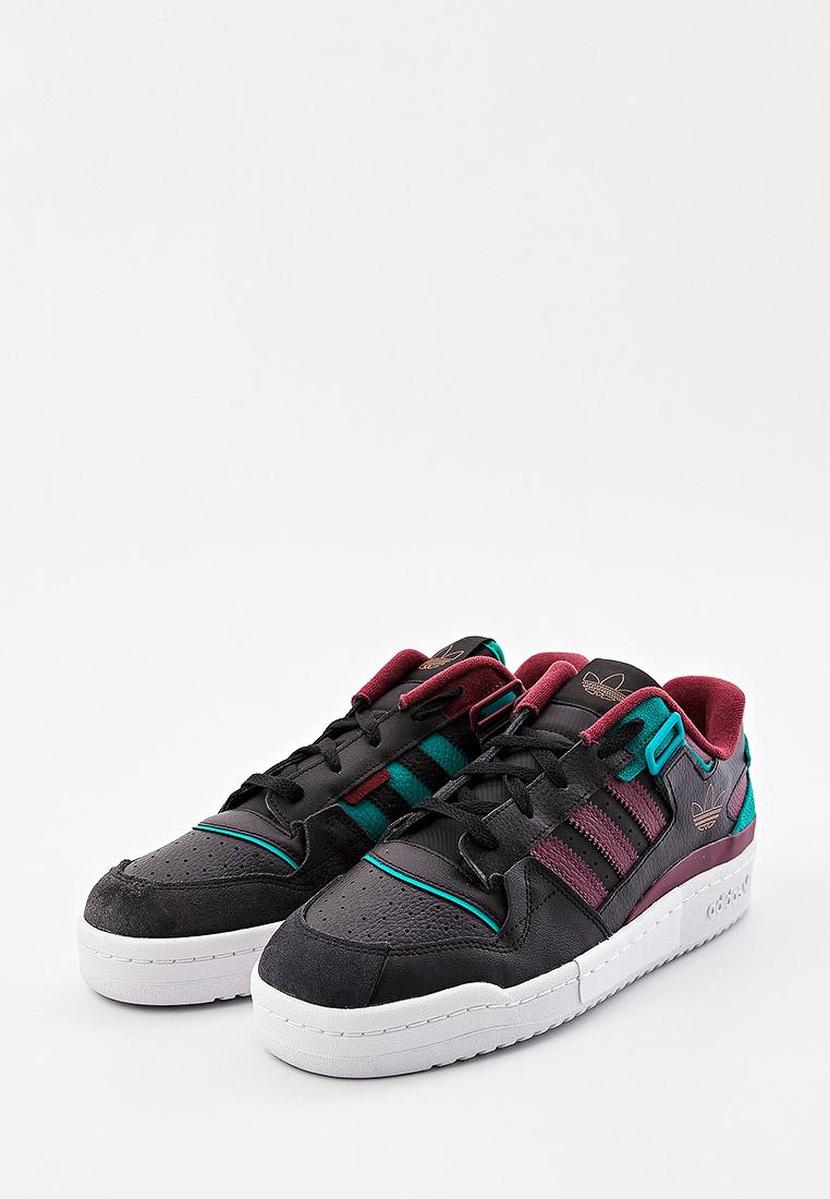 Мужские кеды Adidas Originals (Адидас Ориджиналс) H01912: изображение 3