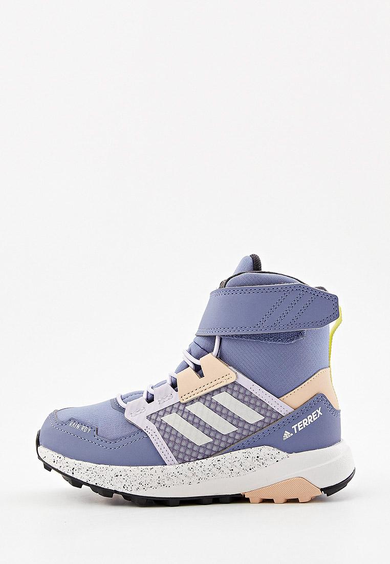Ботинки для девочек Adidas (Адидас) Ботинки трекинговые adidas