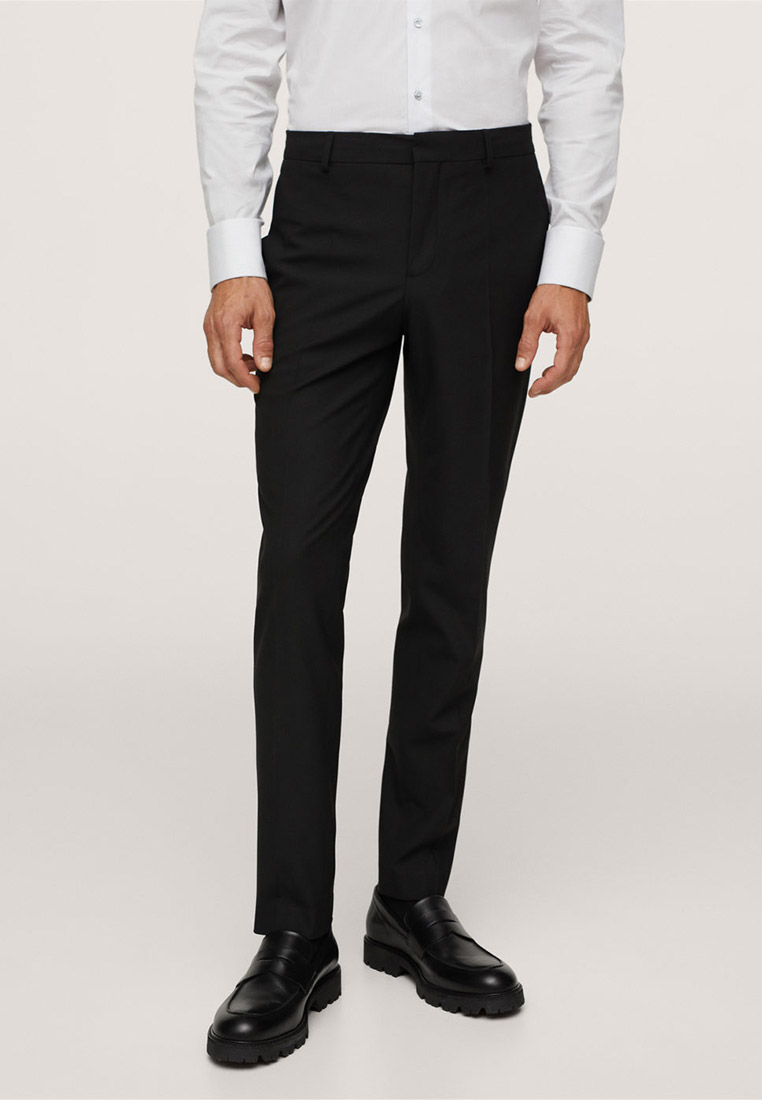 Мужские классические брюки Mango Man Брюки Mango Man