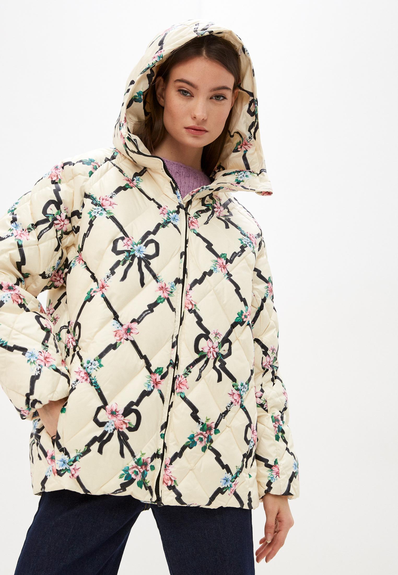 Утепленная куртка Boutique Moschino A06125840