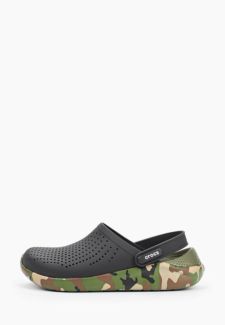 Мужская резиновая обувь Crocs (Крокс) Сабо Crocs