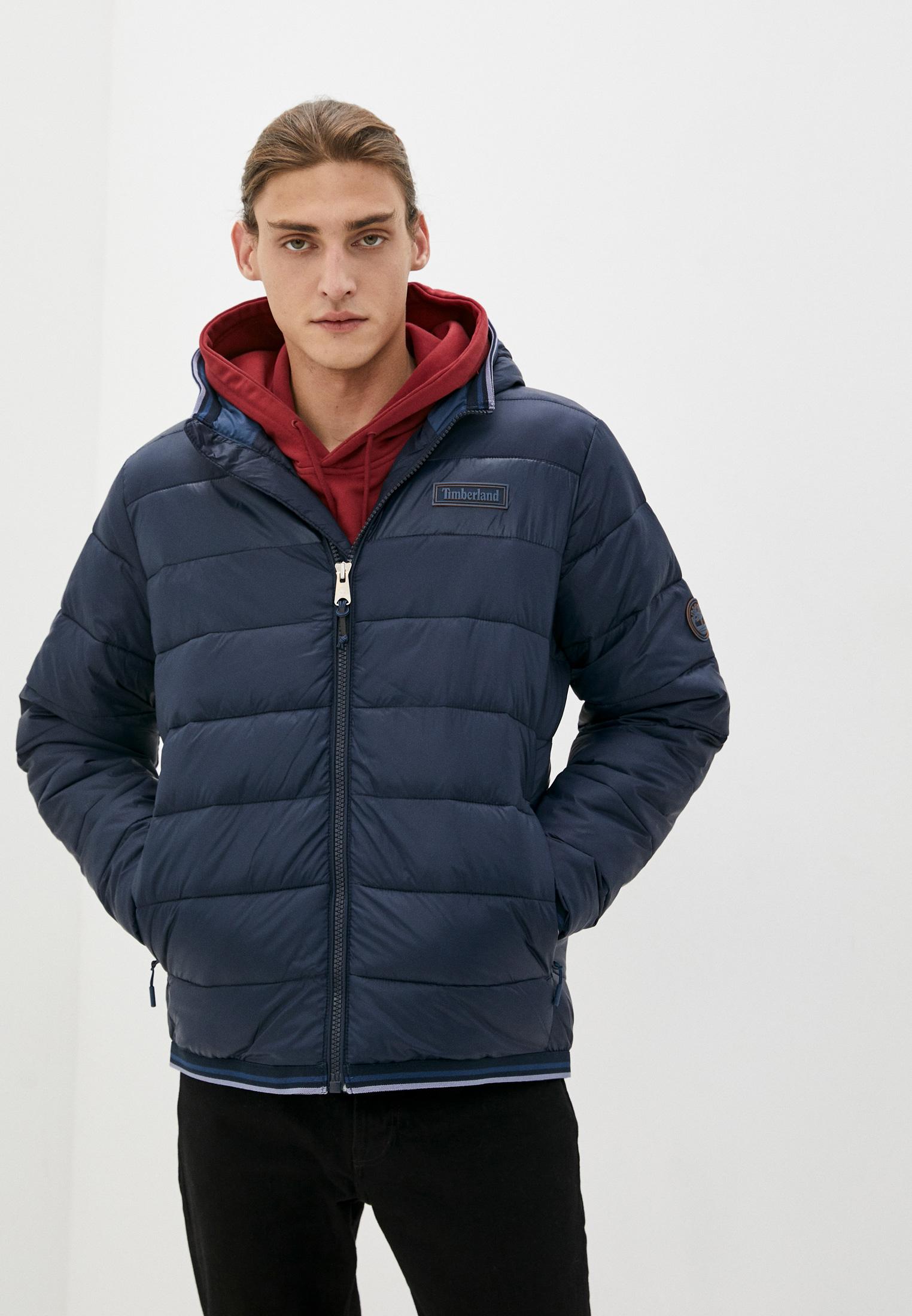 Утепленная куртка Timberland (Тимберленд) Куртка утепленная Timberland