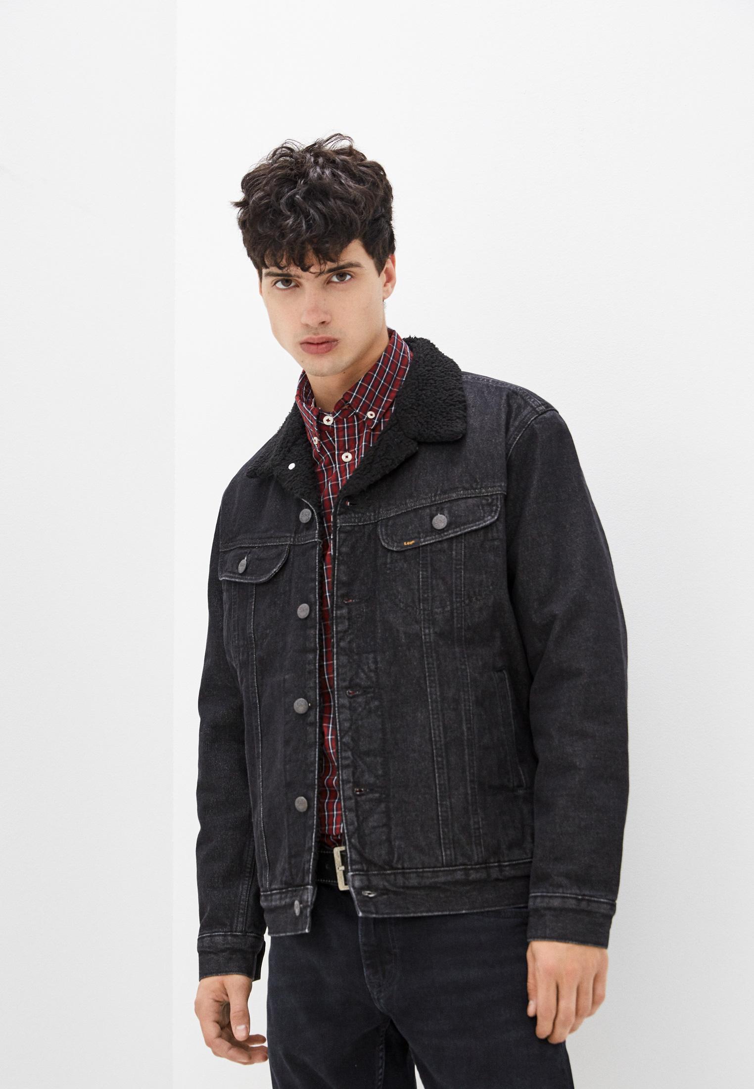 Джинсовая куртка Lee (Ли) Куртка джинсовая Lee