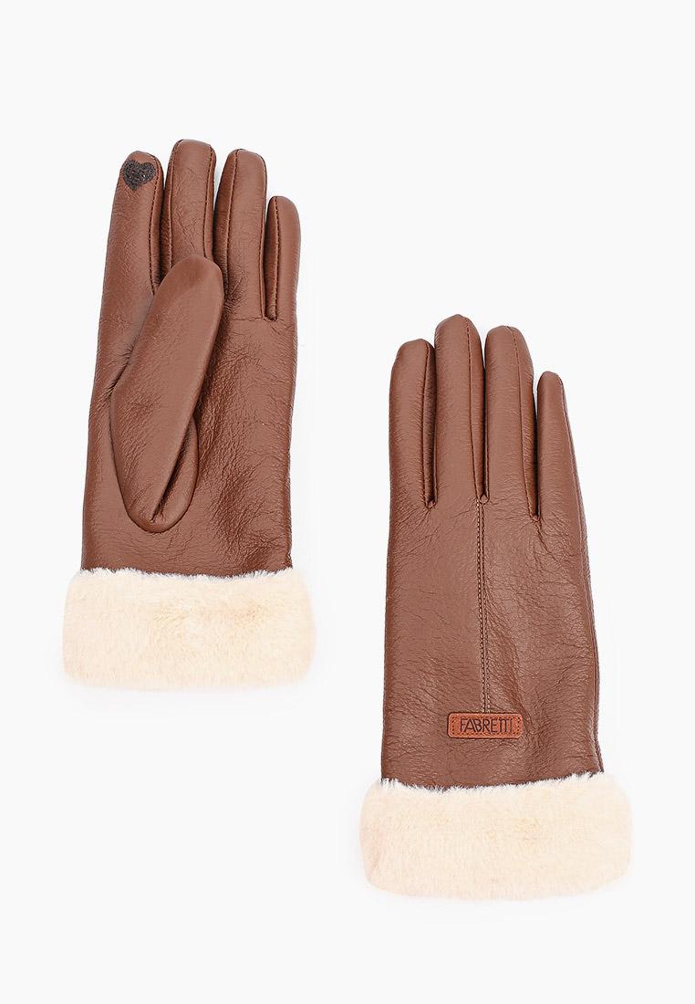 Женские перчатки Fabretti (Фабретти) TM14-2