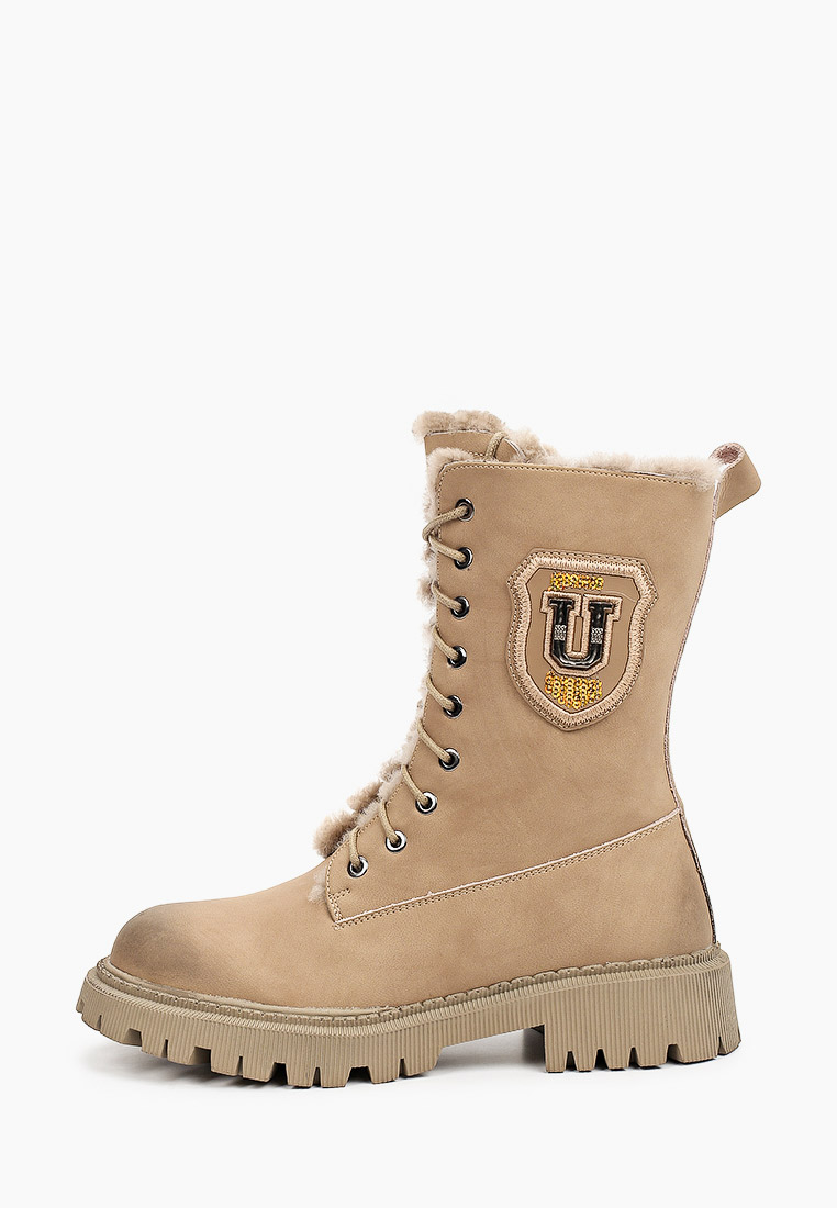 Ботинки для девочек Ulёt 5359-804