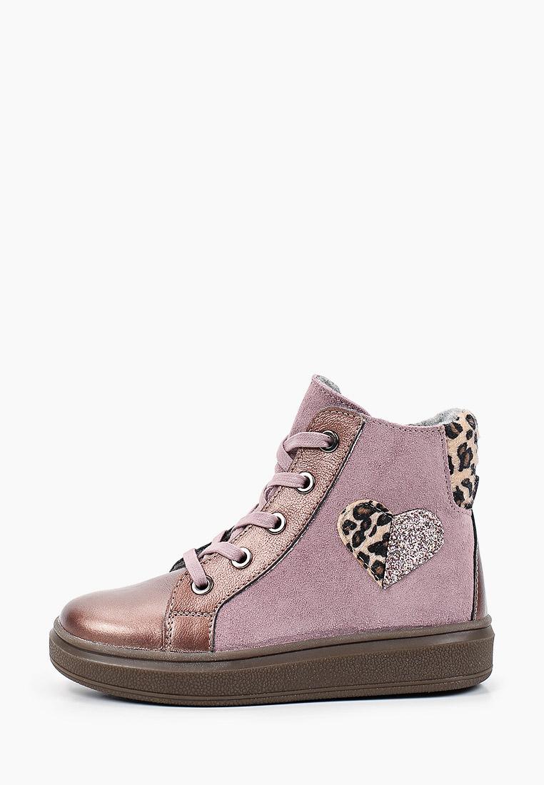 Ботинки для девочек Котофей Ботинки Котофей