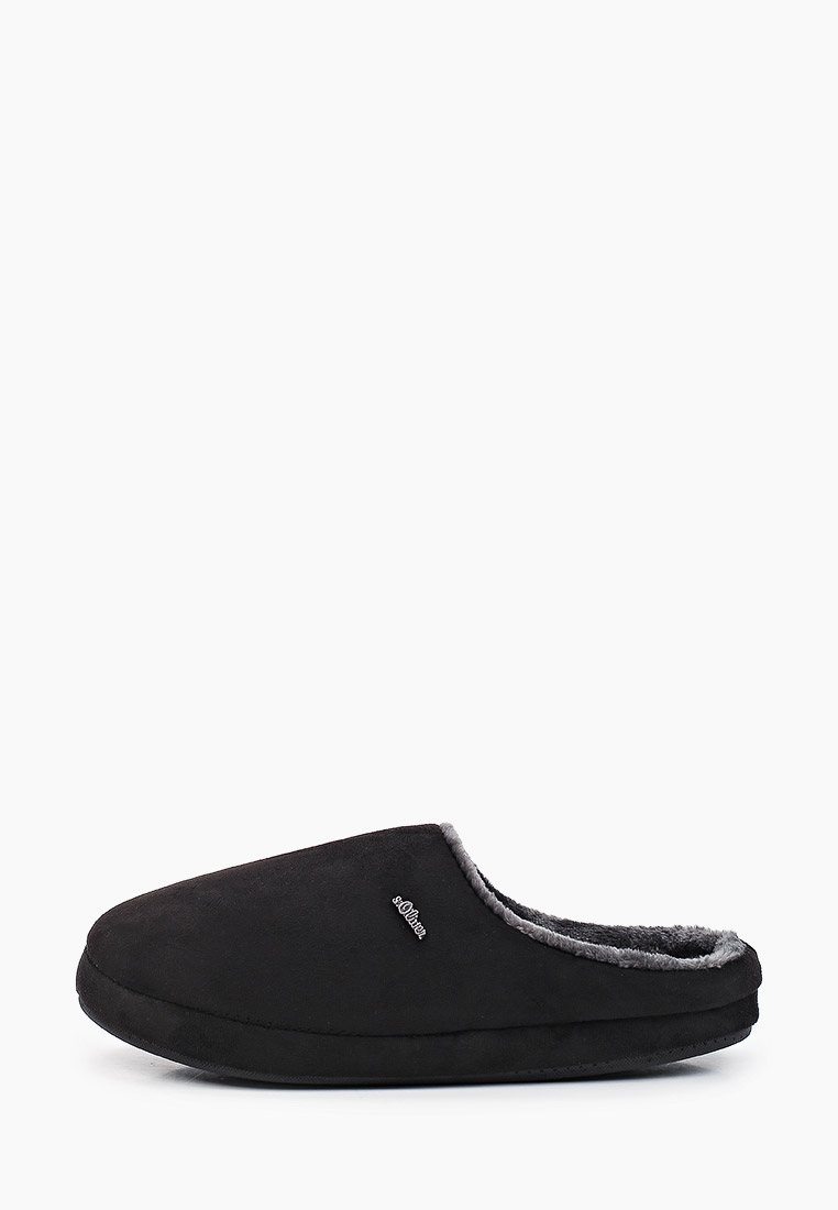 Мужская домашняя обувь s.Oliver (с.Оливер) Тапочки s.Oliver