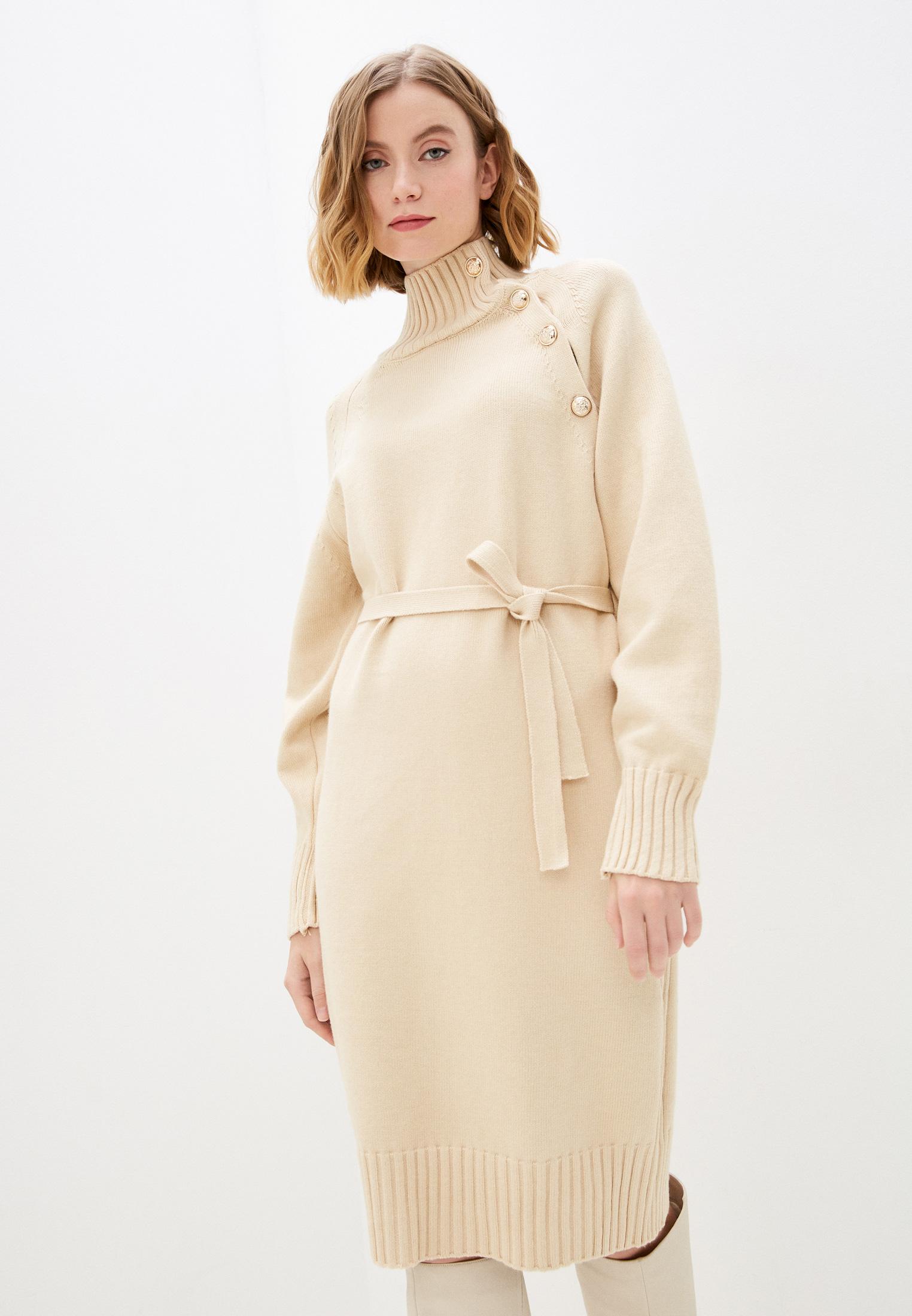 Вязаное платье Fragarika FR-2188