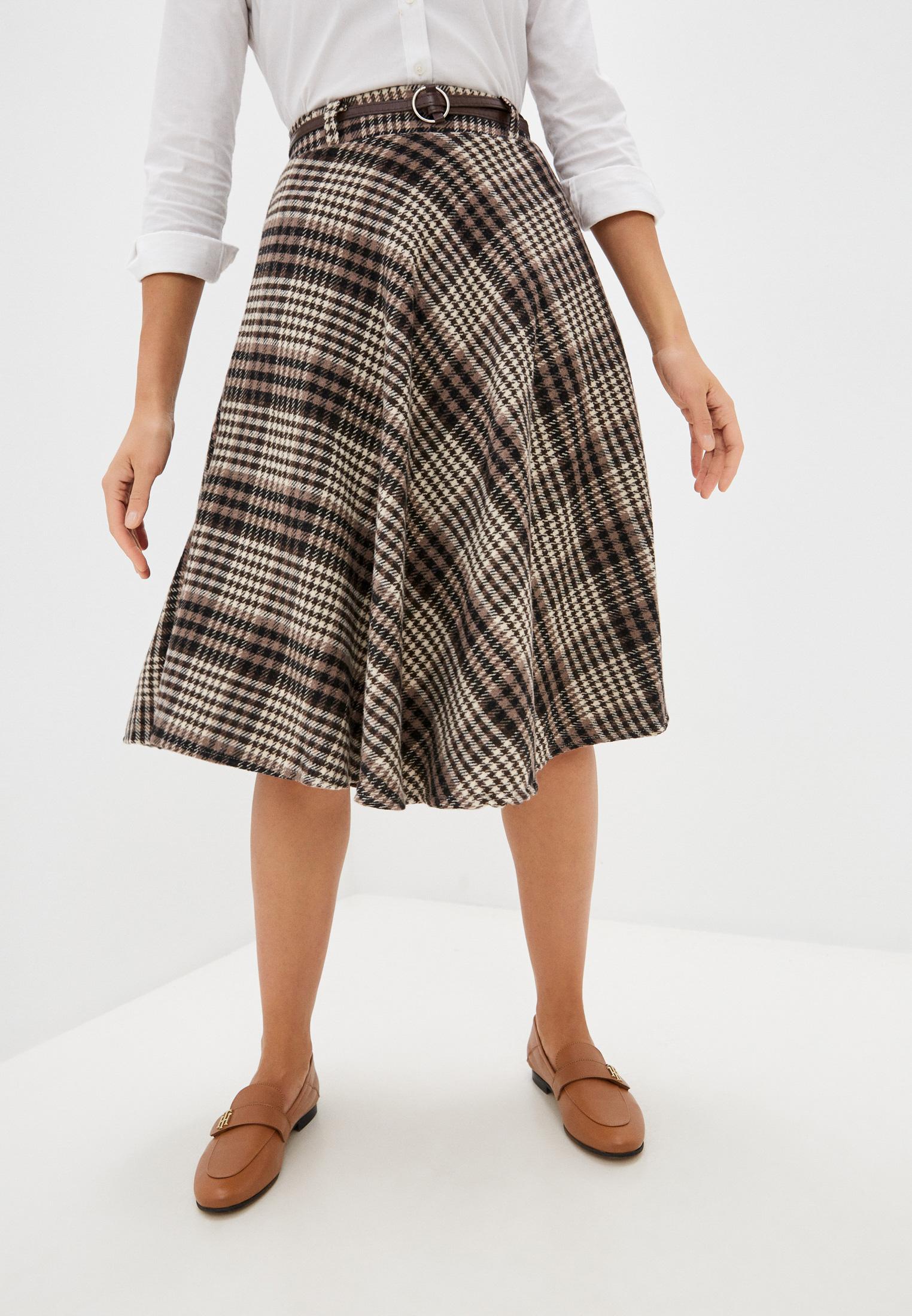 Широкая юбка Aaquamarina AW-22-0077: изображение 1