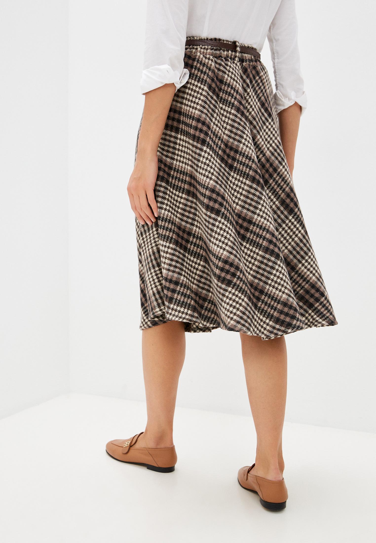 Широкая юбка Aaquamarina AW-22-0077: изображение 3