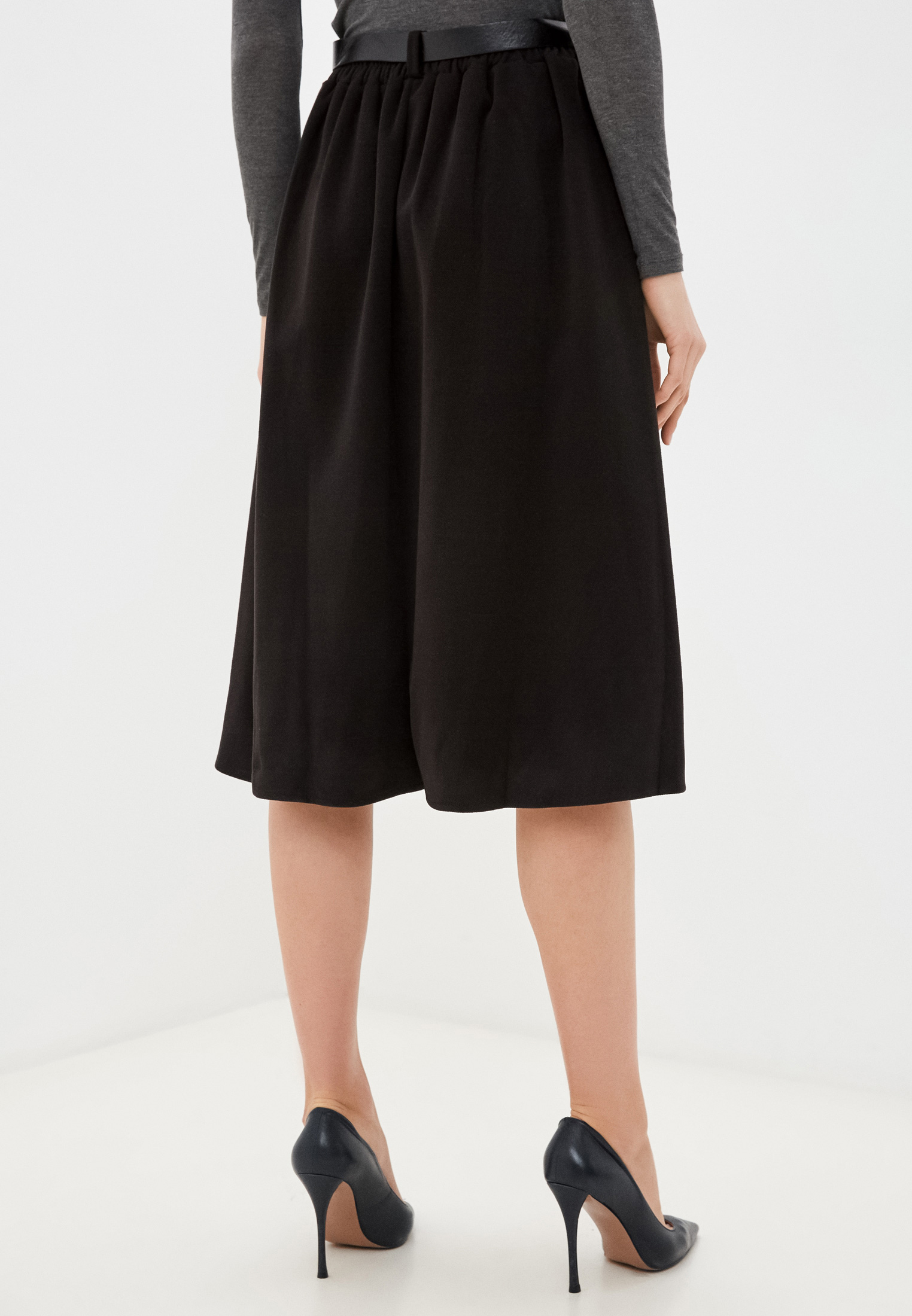 Широкая юбка Aaquamarina AW-22-0078: изображение 3
