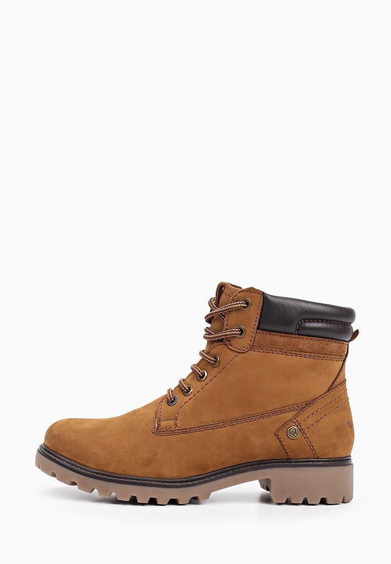 Женские тимберленды Wrangler (Вранглер) Ботинки Wrangler