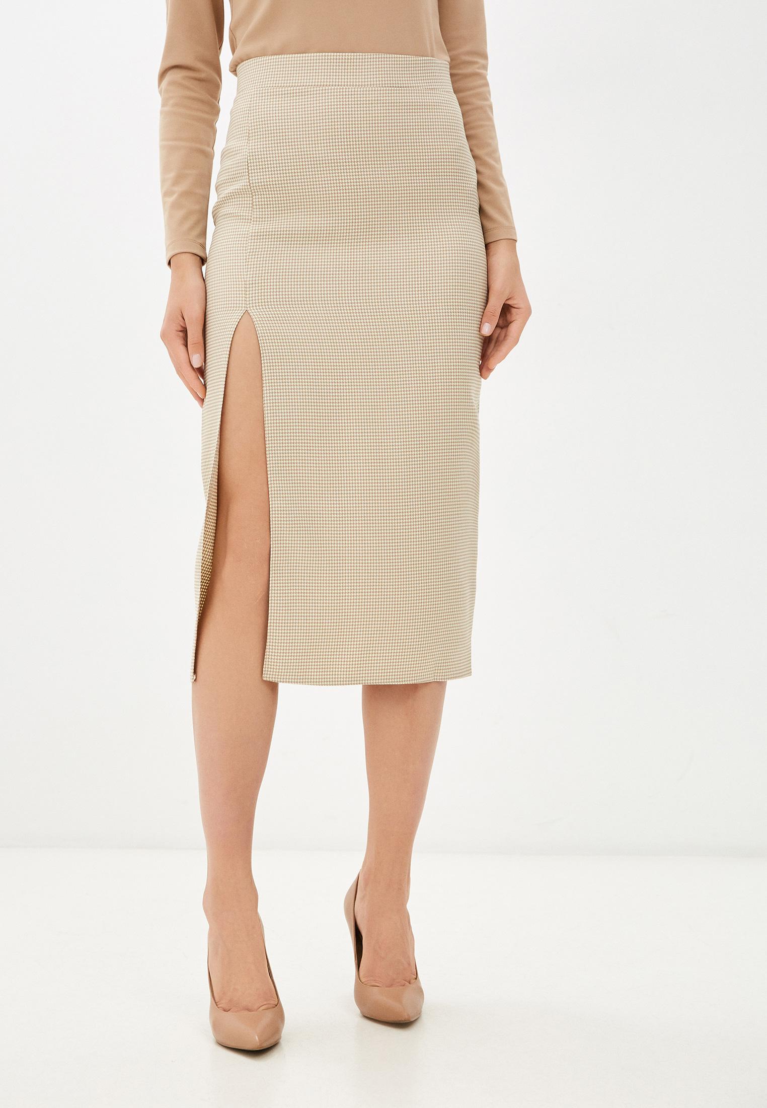Узкая юбка Moda Sincera MS2880