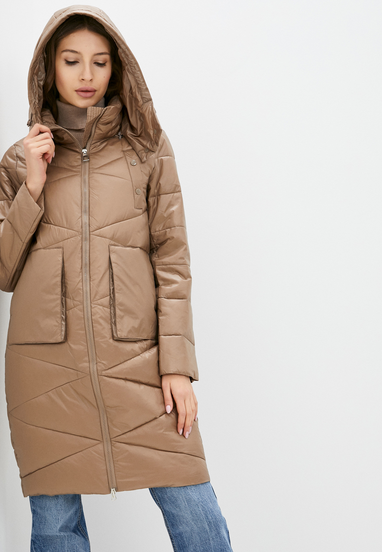 Утепленная куртка Moda Sincera MS9125