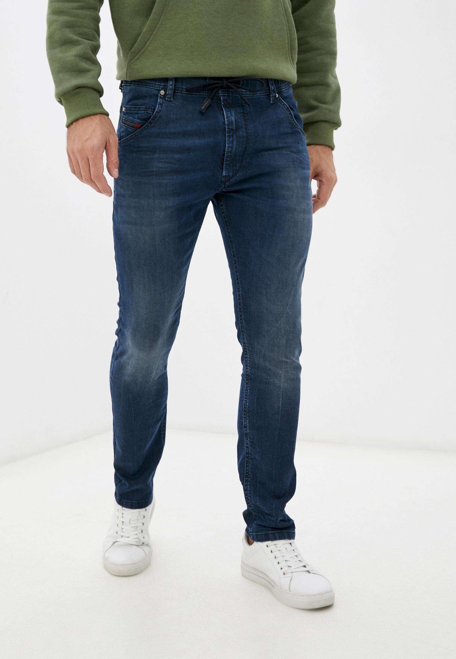 Мужские прямые джинсы Diesel (Дизель) 00S6DD069BI