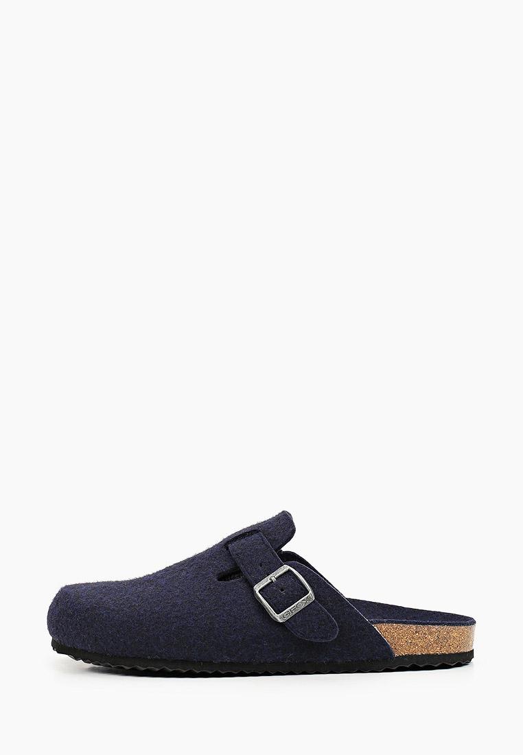 Мужская домашняя обувь Geox Тапочки Geox