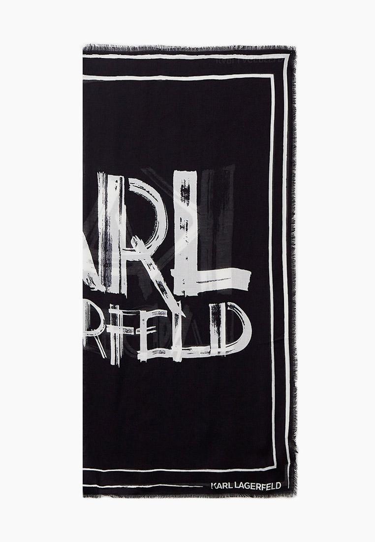 Платок Karl Lagerfeld Платок Karl Lagerfeld
