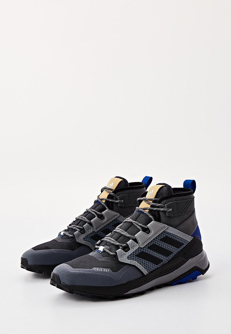 Спортивные мужские ботинки Adidas (Адидас) FZ3371: изображение 3