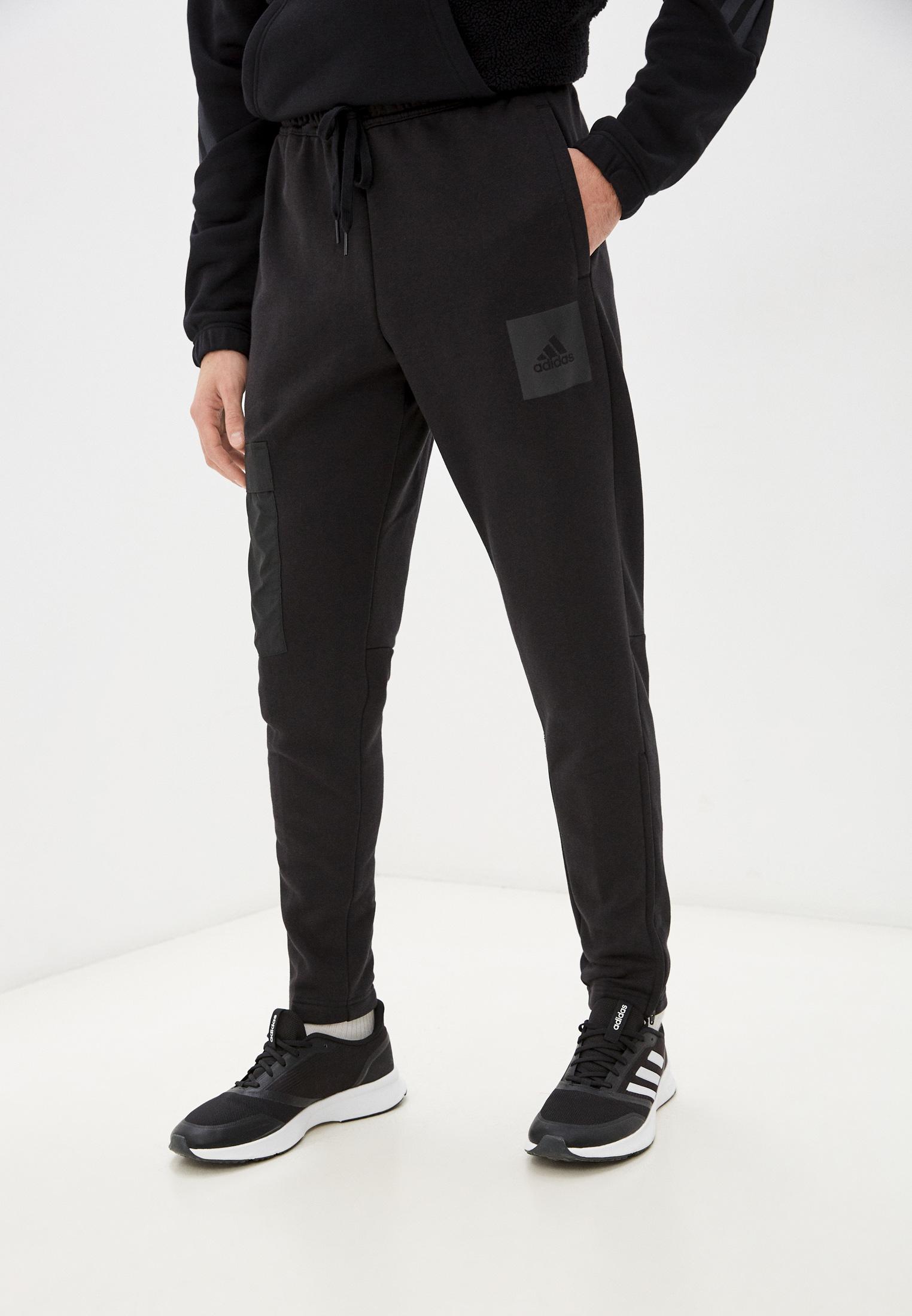 Мужские спортивные брюки Adidas (Адидас) Брюки спортивные adidas