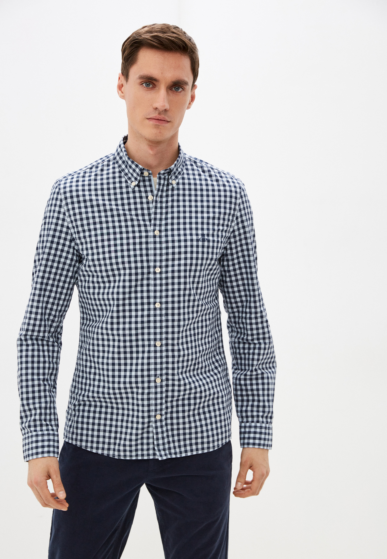 Рубашка с длинным рукавом Marc O`Polo Рубашка Marc O'Polo