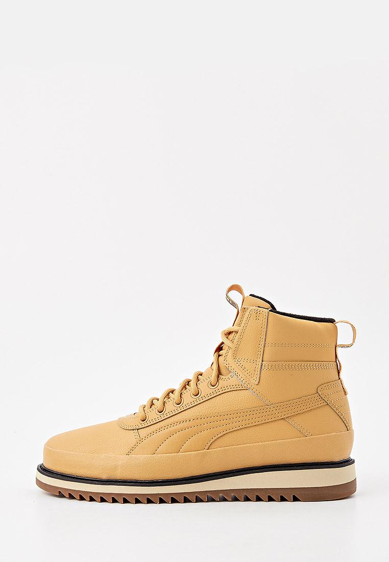 Спортивные мужские ботинки Puma (Пума) Ботинки PUMA