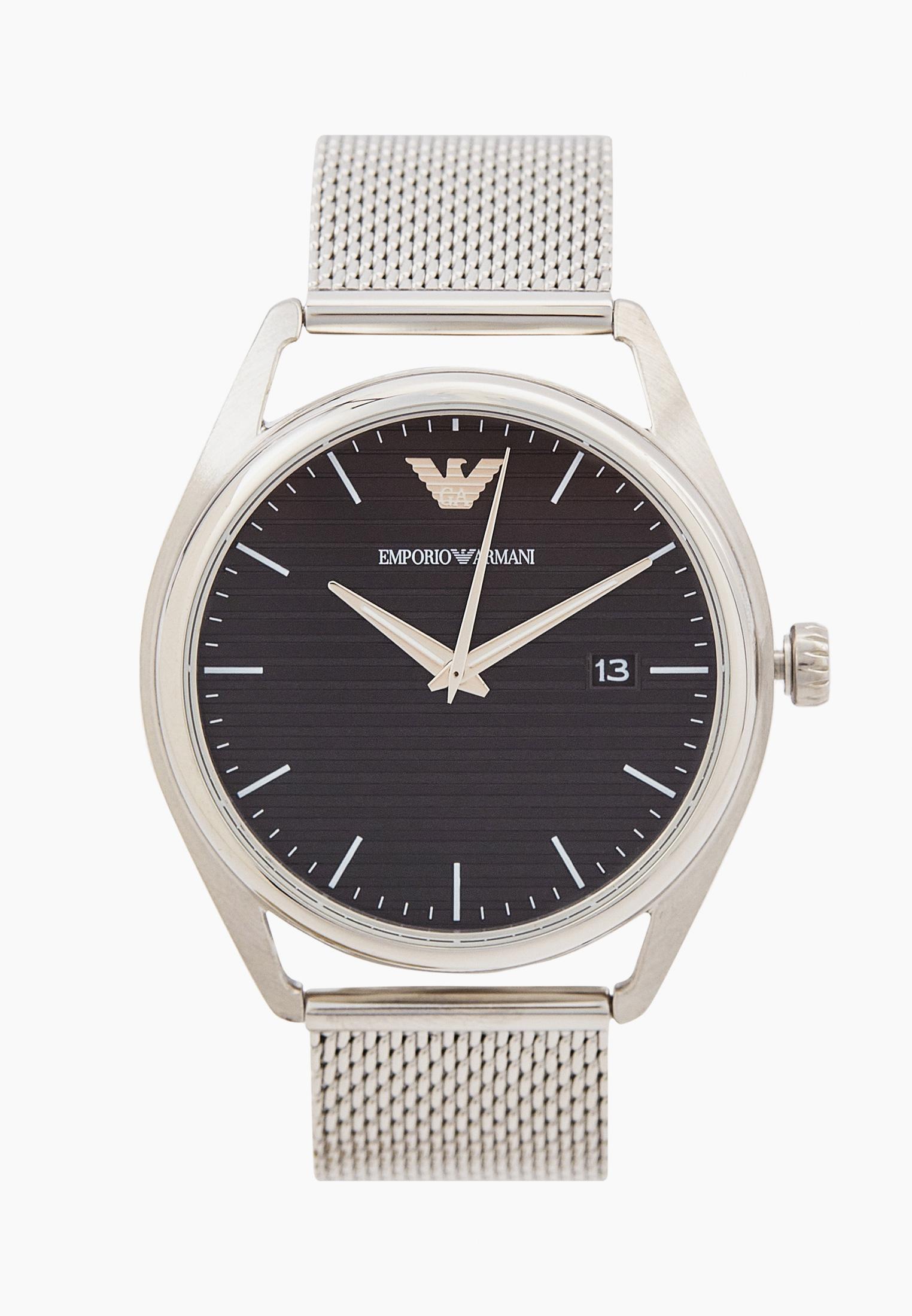 Мужские часы Emporio Armani Часы и сменный ремешок Emporio Armani