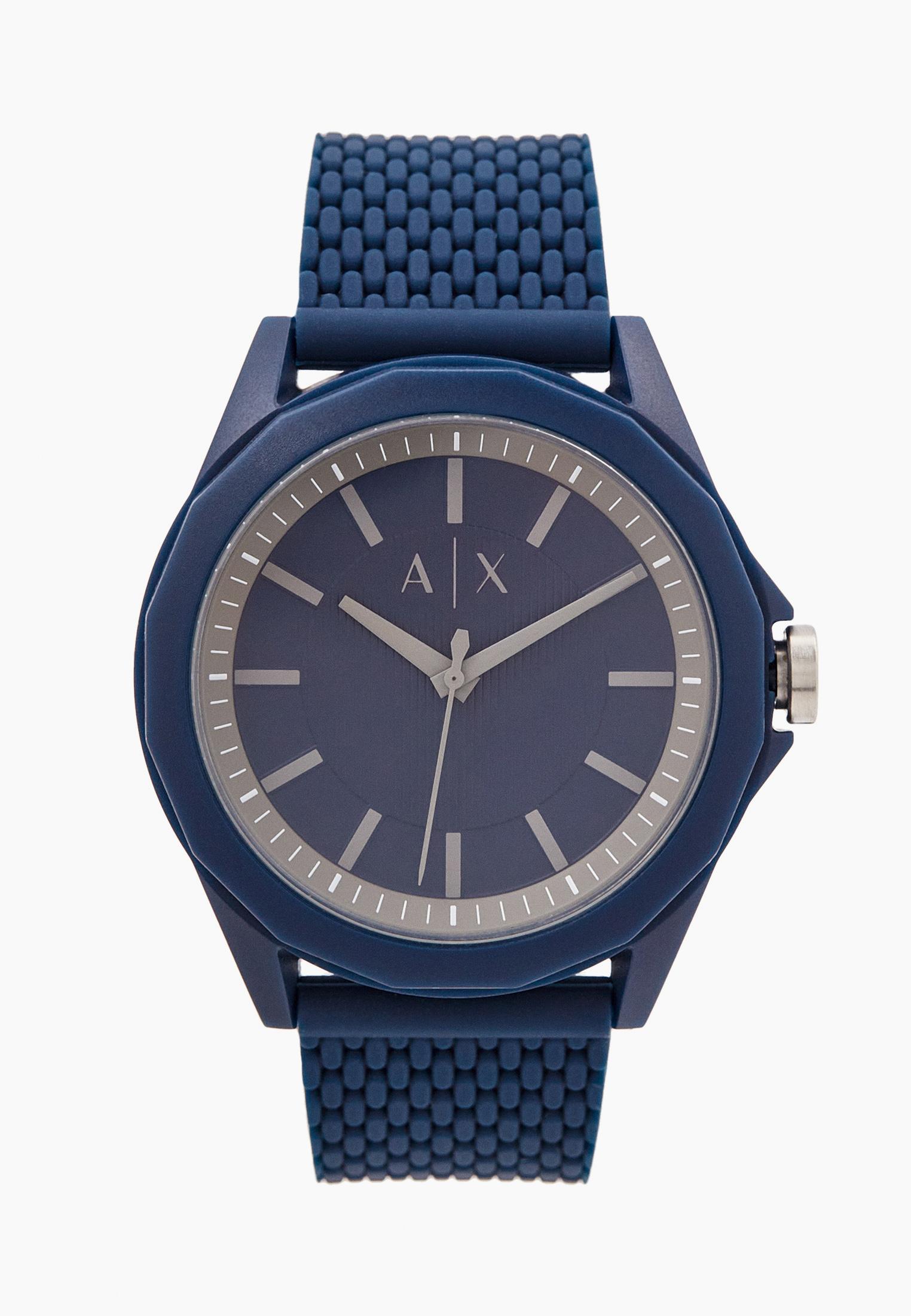 Мужские часы Armani Exchange Часы и браслет Armani Exchange