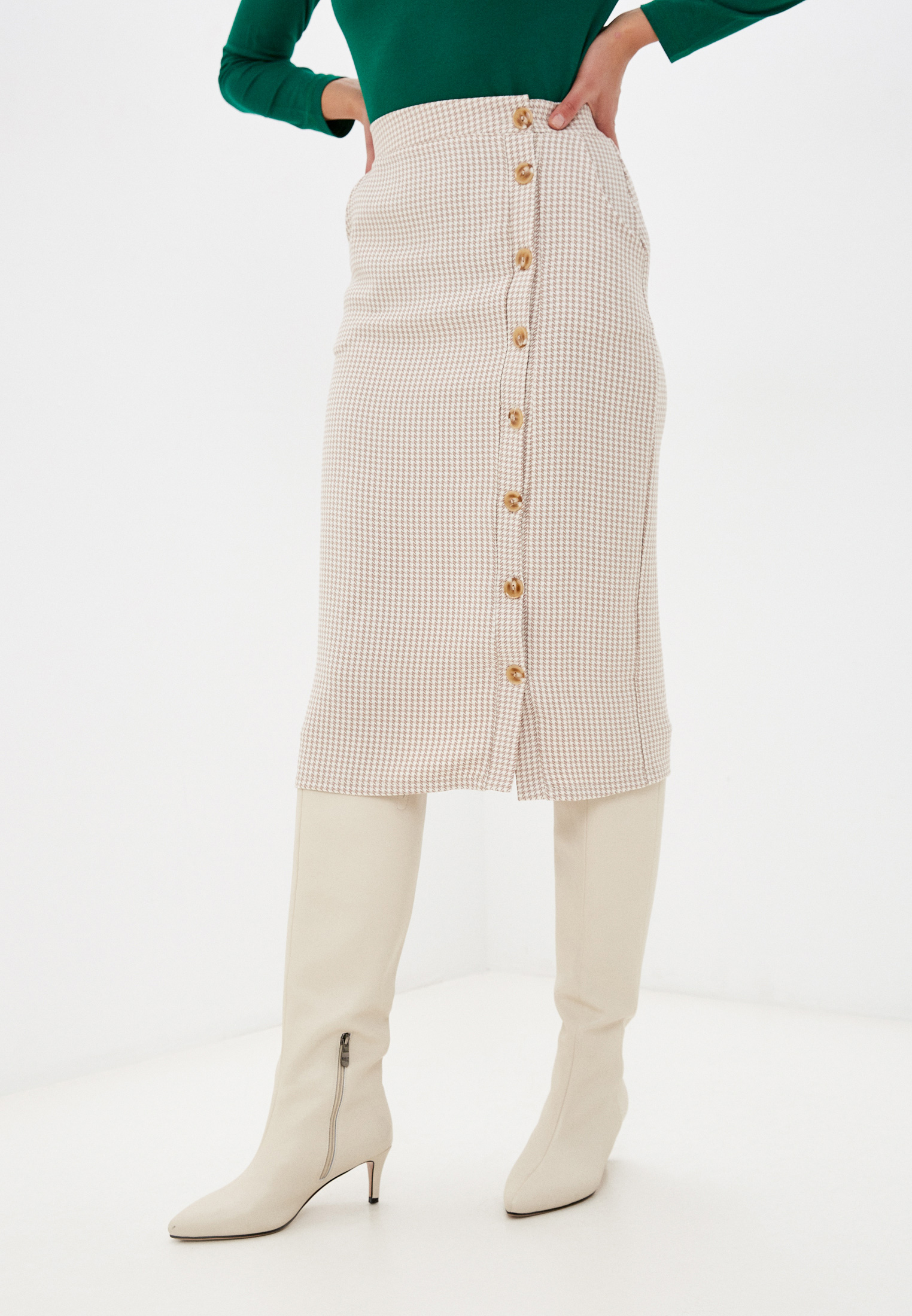 Прямая юбка Pinkkarrot Юбка Pinkkarrot