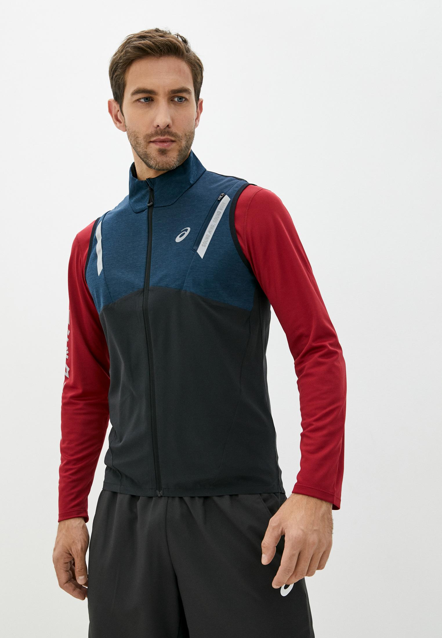 Мужская верхняя одежда Asics (Асикс) 2011C016