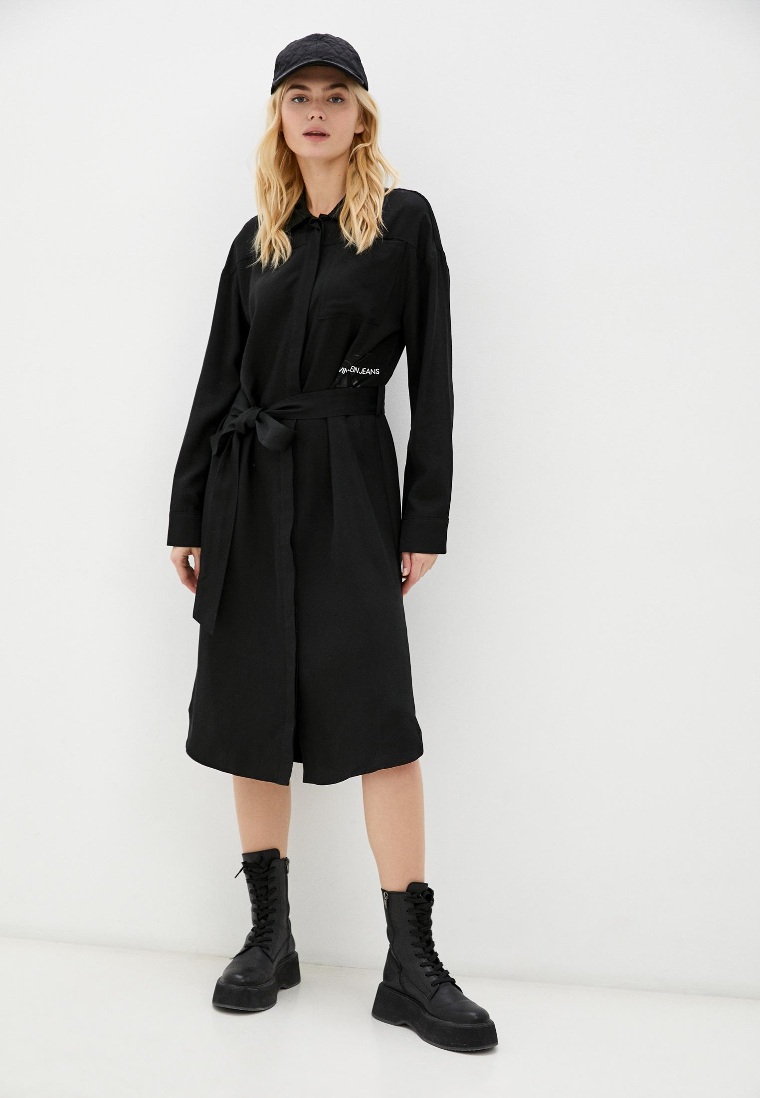 Платье Calvin Klein Jeans J20J216719
