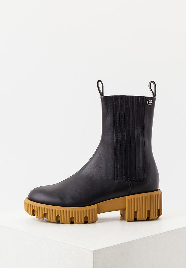 Женские ботинки Baldinini (Балдинини) D2B620VIGE0000