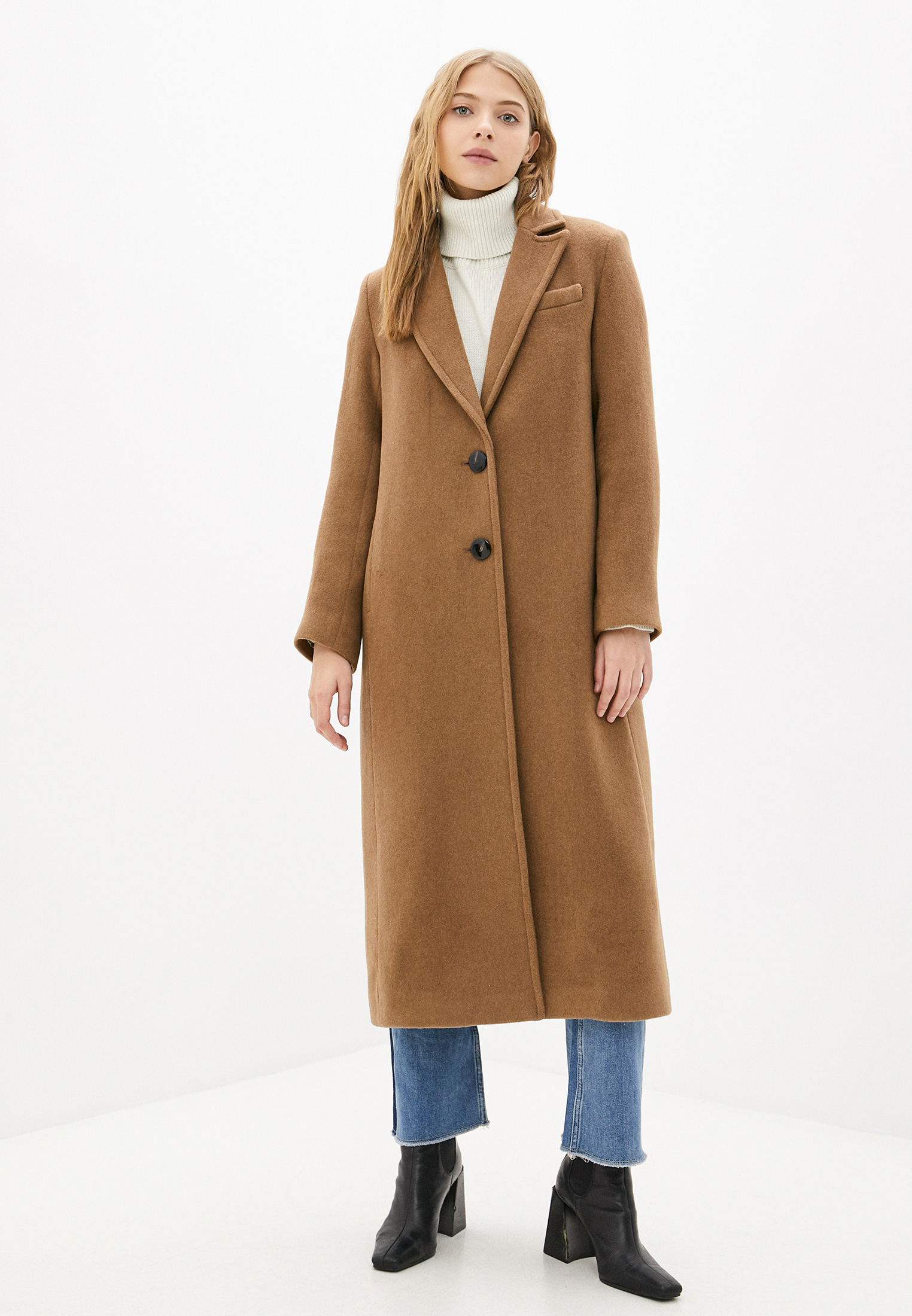 Женские пальто Sisley (Сислей) Пальто Sisley